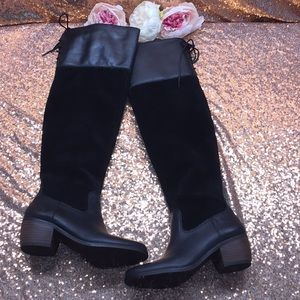 Lucky Brand Over The Knee Boots